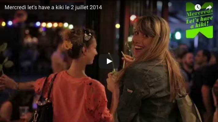 AFTERWORK DE KIKI – Mercredi let's have a kiki