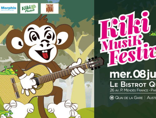 AFTERWORK de KIKI - Kiki MusiK Festival Afterwork KIKI PARIS GAY