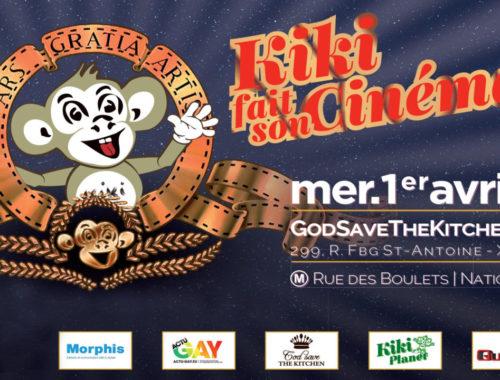 L'AFTERWORK DE KIKI – Kiki fait son cinéma - Kiki Factory