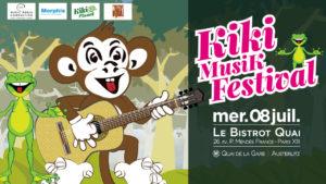 L'AFTERWORK de KIKI - Kiki MusiK Festival - Kiki factory