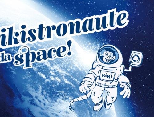 AFTERWORK DE KIKI – Kikistronaute in da space gay paris
