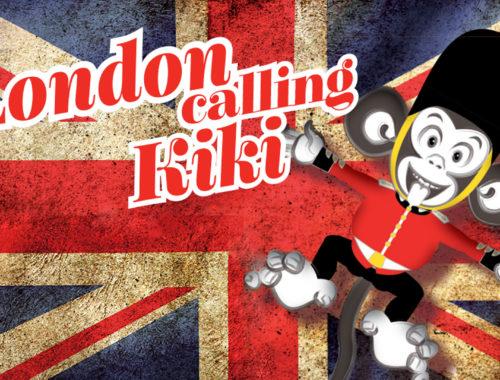 L'AFTERWORK DE KIKI – London calling Kiki - Kiki Factory