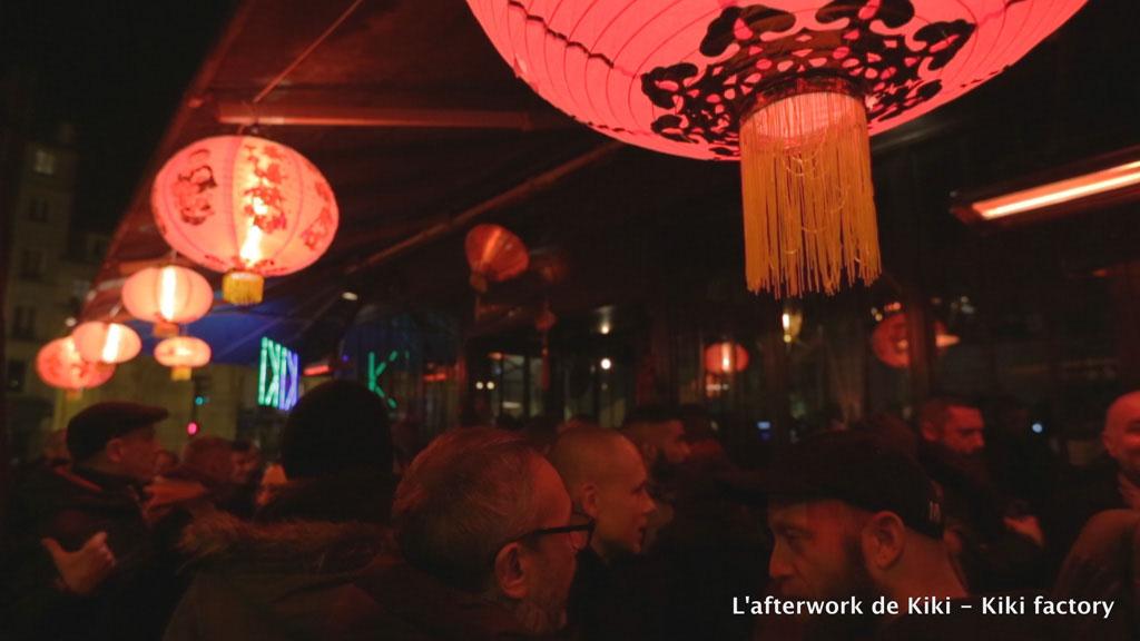 Kiki factory - l'Afterwork de Kiki - Kiki fête l'année du singe, afterwork gay, afterwork Paris