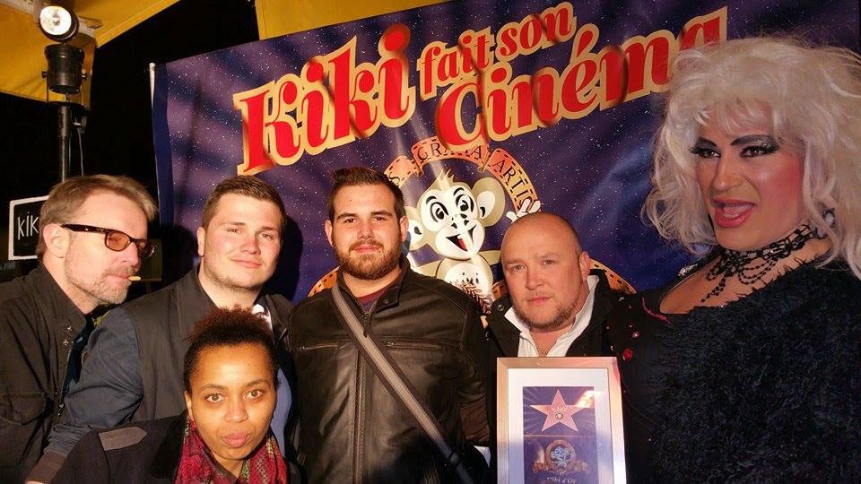 afterwork de kiki, Kiki fait son cinéma, afterwork Gay, Afterwork Paris